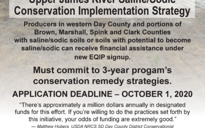 Soil Health Informational Workshop set for Sept. 9 in Pierpont