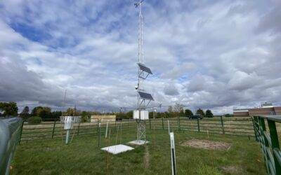 Expanding Mesonet weather network to focus on soil moisture
